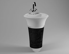 Falper George Washbasin 3D