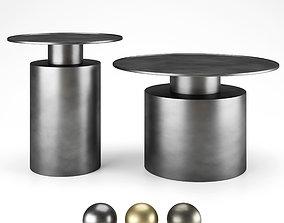 3D model Coffee table Pillar by Kristian Sofus Hansen 1