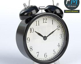 Alarm Clock 3D PBR