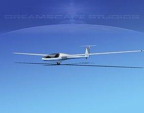3D DG-400 15-Metre Motorglider V06