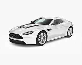 3D asset Aston Martin V12 Vantage 2010