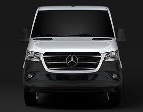 Mercedes Benz Sprinter Panel Van L1H1 FWD 2020 3D model