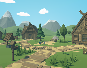 3D asset RPG Poly Pack - Lite