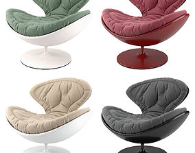Jetson Armchair by giovanetti 3D