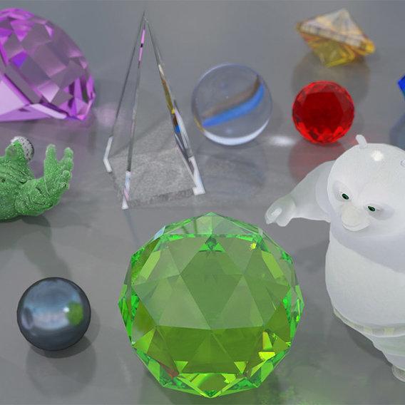 All Materials Master