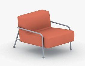 0627 - Armchair 3D asset