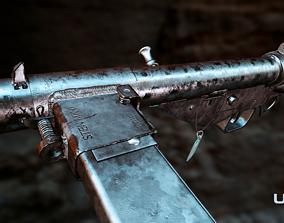 Sten Gun MK II 3D asset