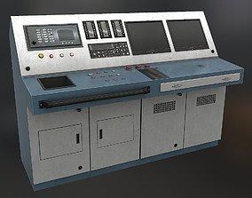 controlpanel02 3D asset