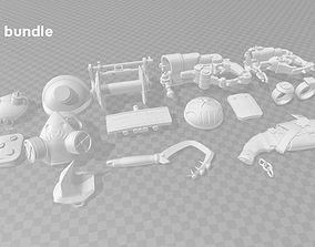 Roadhog bundle 3D print model
