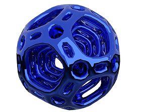 Dedecohedron 3D print model