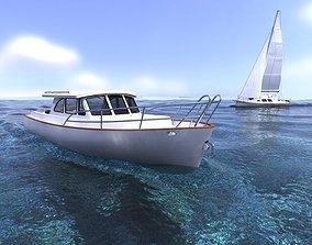 Motorboat 3D
