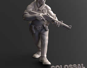 3D print model Modern Day Survivor Series 01 - Ken