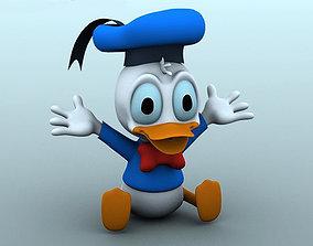 Donald 3D