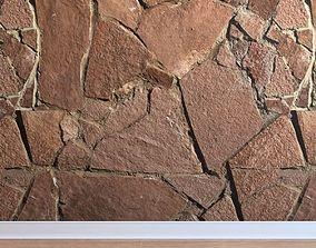 Stone cladding Stone 028 3D model