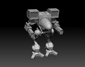 Mad Cat 3D model