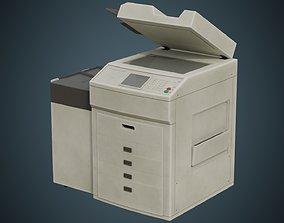 Photocopier 1B 3D model