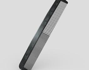 3D asset Hair Comb 3