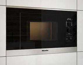 3D model Miele M6032 Microwave