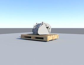 3D asset Grab-Shovel