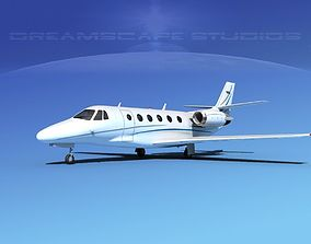 Cessna C560XL Citation V02 3D