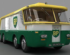 BP Thompson Autotanker 1958 3D model