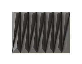 3D Wall Panel Triangular