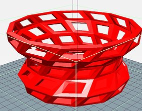 3D print model Bowl with holes