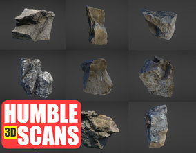 3D model Humble Scans Volume 1