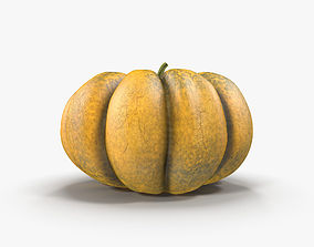 holiday 3D model Pumpkin