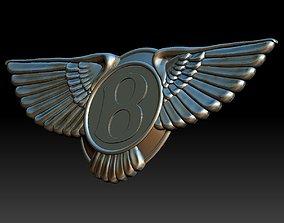 3D printable model Bentley logo