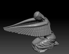 Ark of the covenant cherub 3D print model