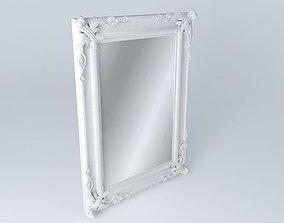 Large mirror 3D model