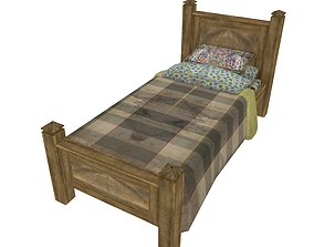 Bedcloth 117 3D model