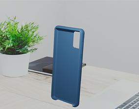 3D print model Samsung Galaxy A71 TPU case