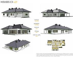 3D model House C3V27
