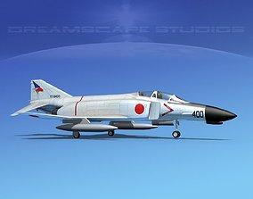 McDonnell Douglas F-4J Phantom II JDF 3D