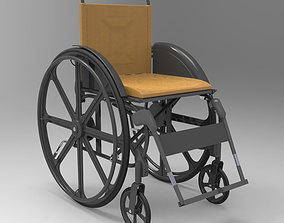 3D Wheelchair