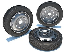 tyres 3D model