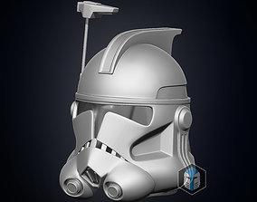 3D printable model Phase 2 ARC Trooper Helmet