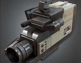 3D asset Camcorder Video Recorder 80s