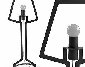 Outline lamp floor lamp 3D