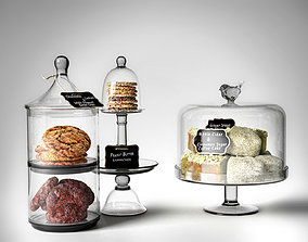 3D Domes with Cakes and Cookies