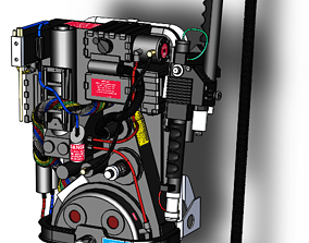 Ghostbusters Proton Pack 3D printable model