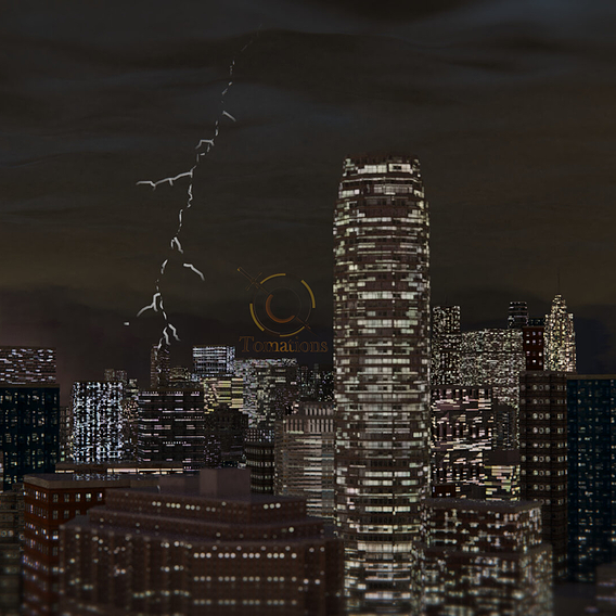 Lightning  Animation