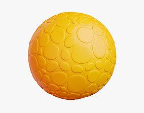 Sphere circle 3D model