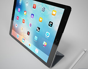 iPad Pro 3D Model cinema4d