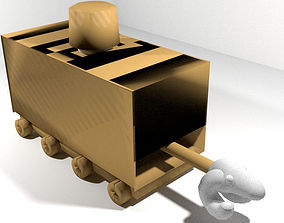 3D model Medieval War Machine - Gallery
