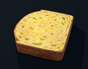 3D model Pound Cake