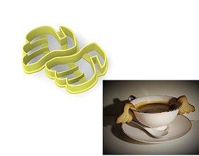 3D print model Wings cookie cutters