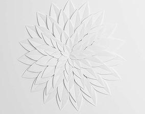 3D Wall Decoration Flower